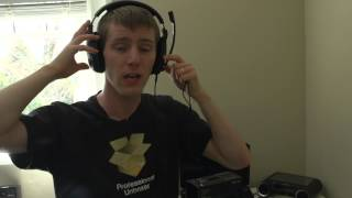 Sennheiser PC 363D Open Gaming Headset Unboxing & Overview