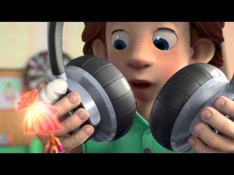 Фиксики - Микрофон | Познавательные образовательные мультики для детей, школьников