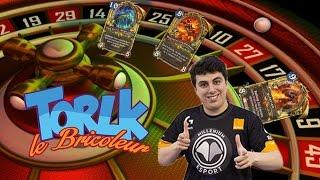 Torlk Le Bricoleur #1 Le Deck Roulette Russe !