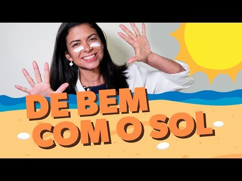 Imagem ilustrativa do vídeo: Quando e como usar o PROTETOR SOLAR