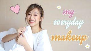 MY DAILY MAKEUP | 手殘也零失誤的日常妝!