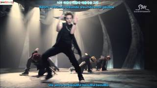 [MV] EXO's Wolf Korean Ver. [Eng/Rom/Han]