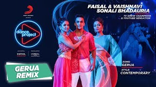 Gerua - Remix   Faisal Vaishnavi   Sonali B   Dilwale