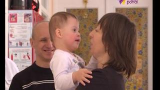 Саша из сочинского Дома ребенка обрел приемную семью