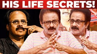 Crazy Mohan-னின் நிறைவேறா ஆசை! - Crazy Balaji's Emotional Interview | RS 199