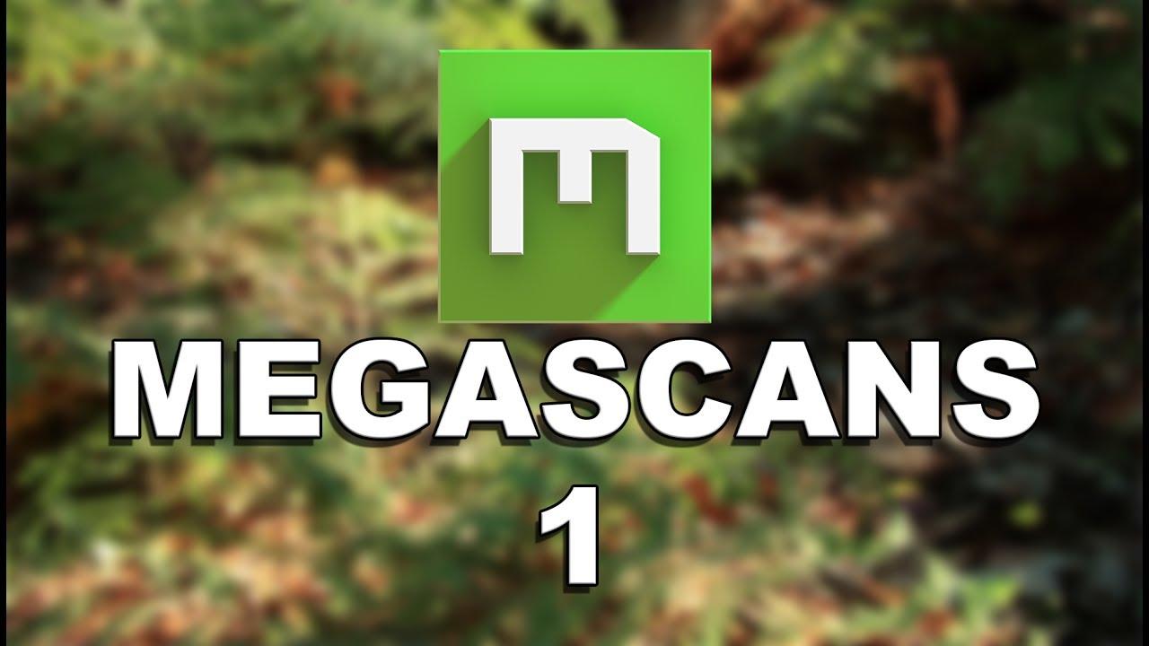 [UE4 TUTO FR] Megascans - Présentation & Installation (Partie 1)
