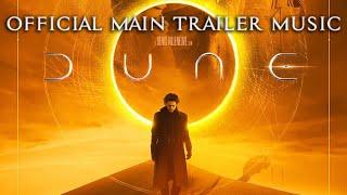 DUNE - Official Main Trailer Music Song (FULL VERSION)   Trailer 2 Main Theme - Hans Zimmer