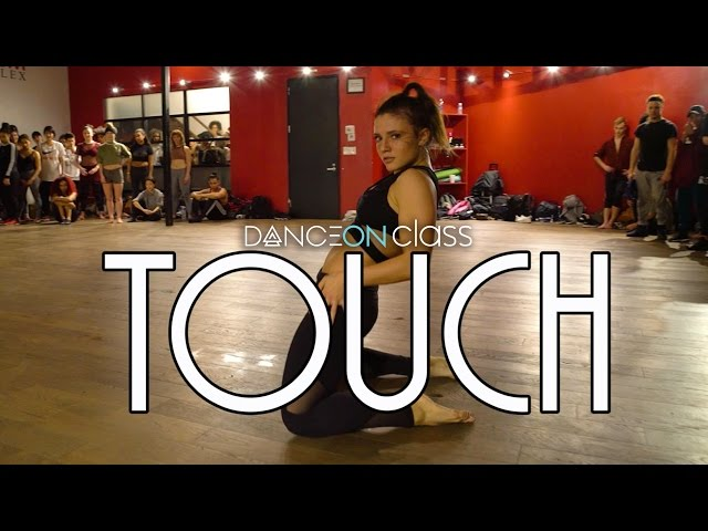 Little-mix-touch