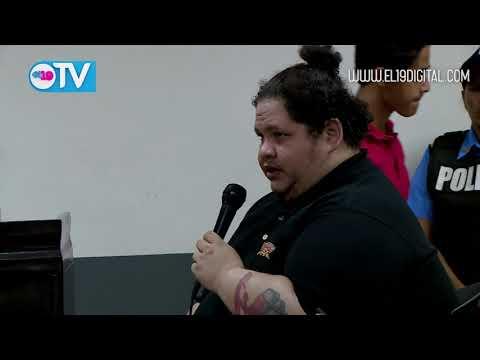 """El Viper: """"Félix Maradiaga y Luciano García entregaban las armas a Pio Arellano para crear caos en Nicaragua"""""""