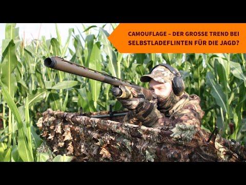 alljagd: Camouflage – der neue Trend bei Selbstladeflinten? Mit Video zur Krähenjagd im Oldenburger Land.