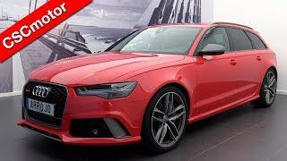 Audi RS6 Avant | 2013 - Presente | Revisión y  encendido