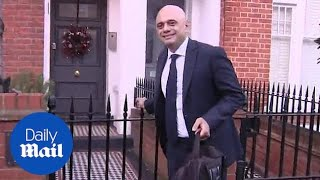 Sajid Javid refuses to answer questions about May's leadership | Kholo.pk