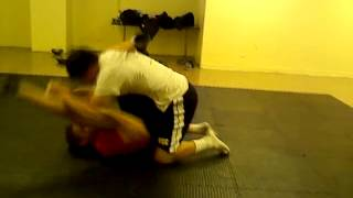 Mma Fart Submission