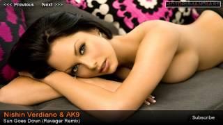 Nishin Verdiano & AK9 - Sun Goes Down (Ravager Remix)