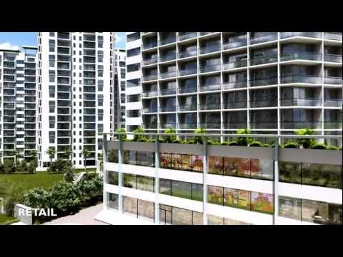 3D Tour of TCG The Crown Greens Phase 2