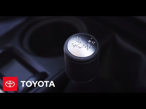 2014 4Runner How-To: Shift Lever Transfer Case   Toyota