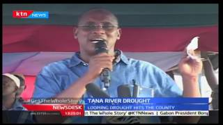 More than100,000 people in Tana River are starving following prolonged drought that hit the area