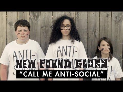 Call Me Anti-SocialCall Me Anti-Social