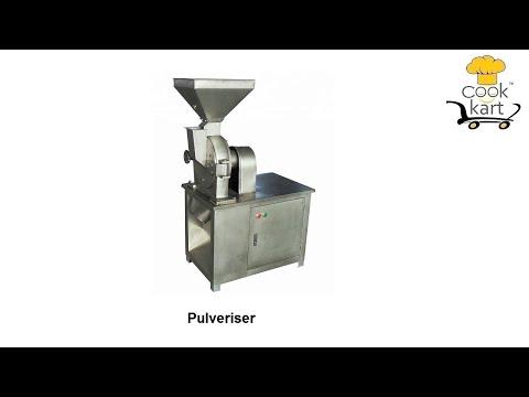 Pulveriser Regular 20kg