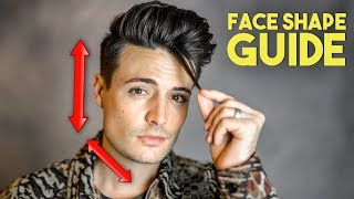 Choose The Best Hairstyle for YOU! Face Shape Guide