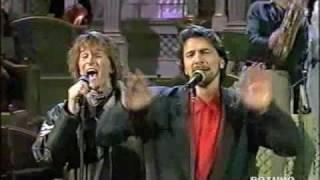 Tony Esposito e Ladri di Biciclette   Cambiamo musica   Sanremo 1993