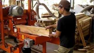 Wood-Mizer HR115 resaw