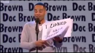 Doc Brown, russell howard slang 101