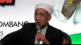 Ceramah Ulama Kharismatik NU KH Maimun Zubair Sarang Rembang