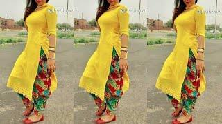 Top 29 Punjabi Suits Designs Ll 2020/2021 Latest Salwar Suit Designs
