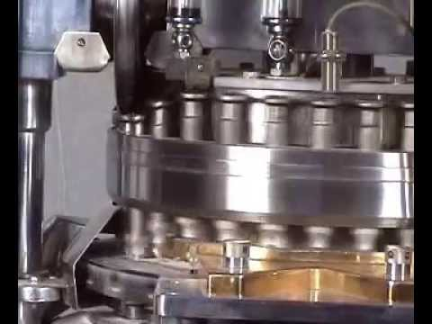 Double Sided Rotary Tablet Press Square GMP