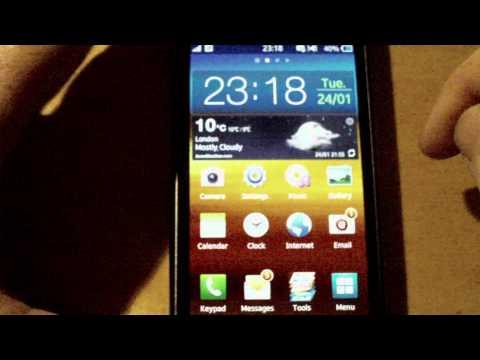 Samsung Wave 3  S8600 Mega Review