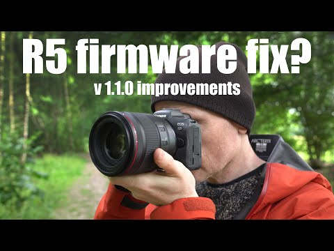 External Review Video 3bOeoYI6EYs for Canon EOS R5 Full-Frame Mirrorless Camera