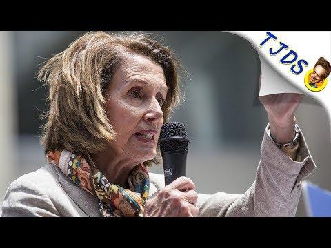 Nancy Pelosi Publicly Wishes For Romney Presidency