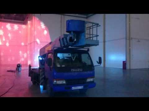 Японская автовышка 22 метра Москва