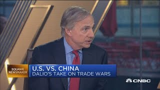 Ray Dalio: Size of tariffs not a big deal to Chinese economy but nature of US relationship is