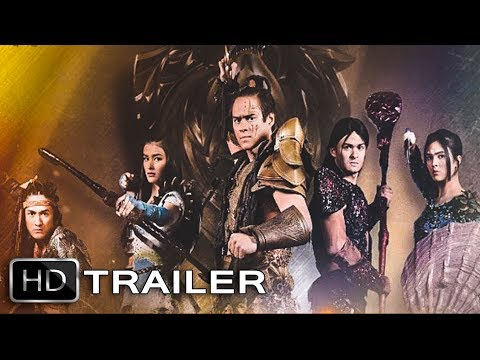 Bagani Full Trailer (2018 Hollywood Style)