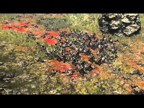 Kingdoms Age MMORTS trailer