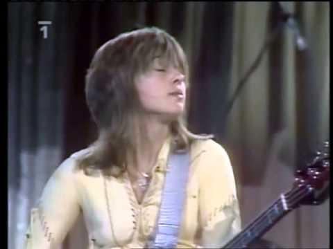 Suzi Quatro Bass-Solo / Live in Prahă 1979