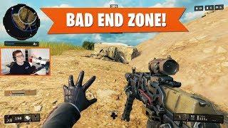 BAD ENDING ZONE!   Black Ops 4 Blackout   PS4 Pro