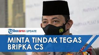 Kasus Penembakan Bripka CS, Kapolri Minta Kapolda Metro Jaya Menindak Tegas