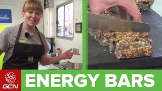 How To Make Your Own Energy Bars – GCN-Energy Bar 2 With Hannah Grant
