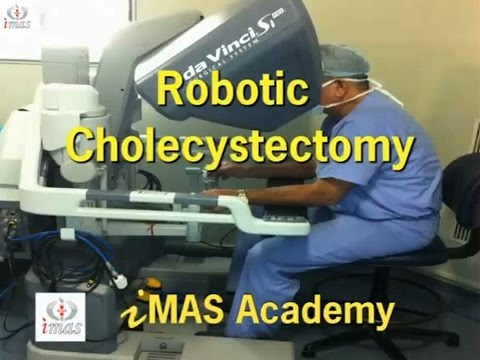 Robotic Cholecystectomy