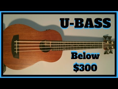 Cheapest U-Bass: Kala Wanderer Review and Demo