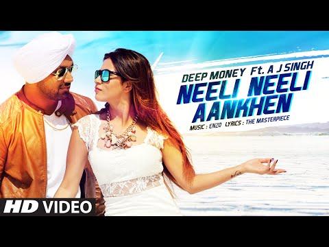 21 Savage - Neeli Neeli Aankhen Video Song | Deep Money Feat. A.J. Singh | Mansha Bahl | T-Series