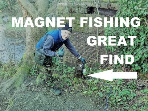 Great find magnet fishing for Best places to magnet fish