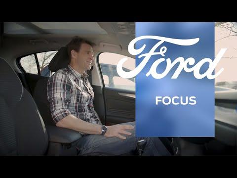 Ford Focus Hatch Хетчбек класса C - рекламное видео 6