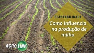 O que é plantabilidade de milho?