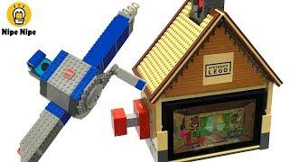 レゴでニンテンドーラボのトイコン作ってみた!【LEGO】Nintendo Labo
