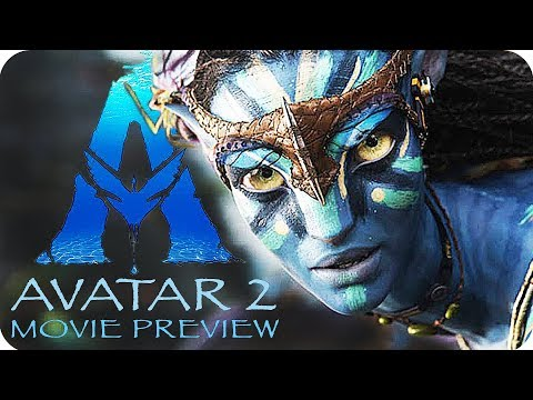 AVATAR 2 Movie Preview (2020) Apa yang diharapkan dari The Avatar Sequels