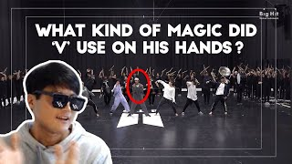 BTS - ON DANCE PRACTICE (Fix) / KOREAN REACTION (NOT FIRST WATCHING)/PIXEL ARMY/ (Eng sub) (Kor sub)